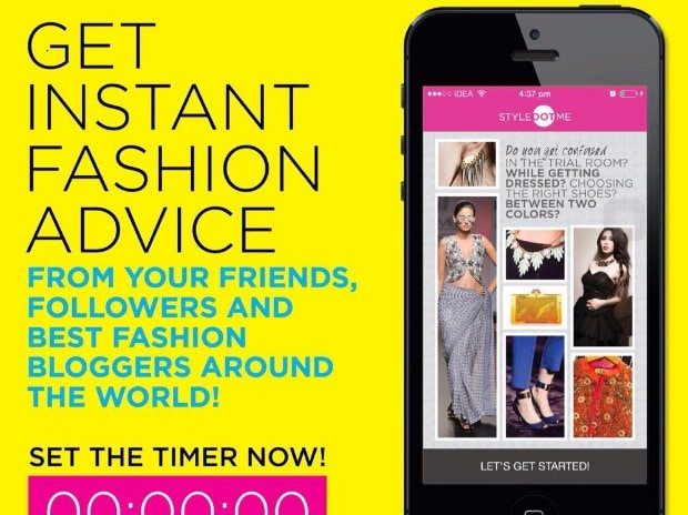 Fashion app Styledotme raises money from Indian Angel Network