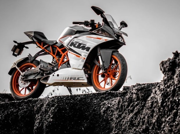 KTM's Husqvarna bikes to roll out of Chakan plant from 2017