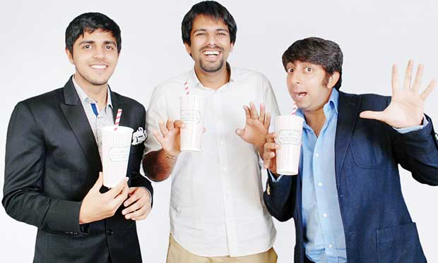 Aman Arora, Agastya Dalmia and Sohrab Sitaram are relaunching the Keventers brand