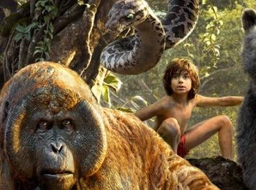 A still from Jungle Book