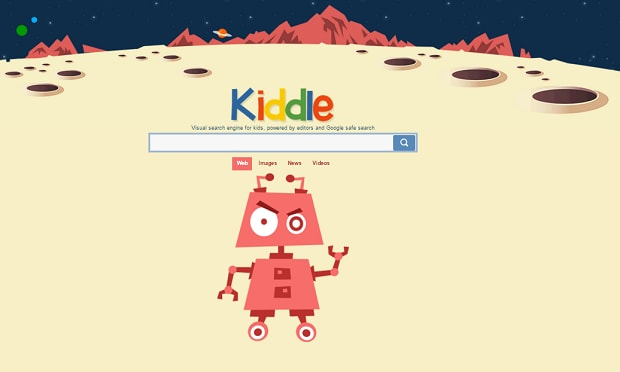 Google unveils search engine for children: Kiddle