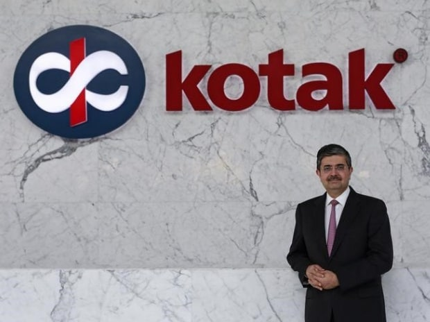 Uday Kotak, Managing Director of Kotak Mahindra Bank poses for a picture at the company's corporate office in Mumbai