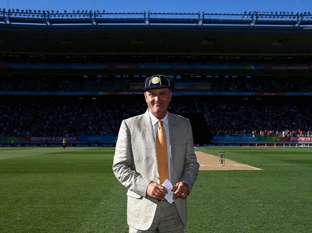 Former New Zealand cricket captain Martin Crowe  (Photo: Official Twitter Handle of ICC)