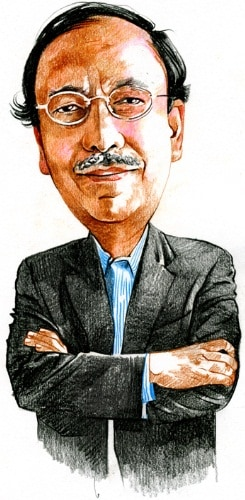 Lunch With BS: Sugata Bose