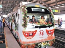 BEML bags Rs 900 cr contract from Kolkata Metro