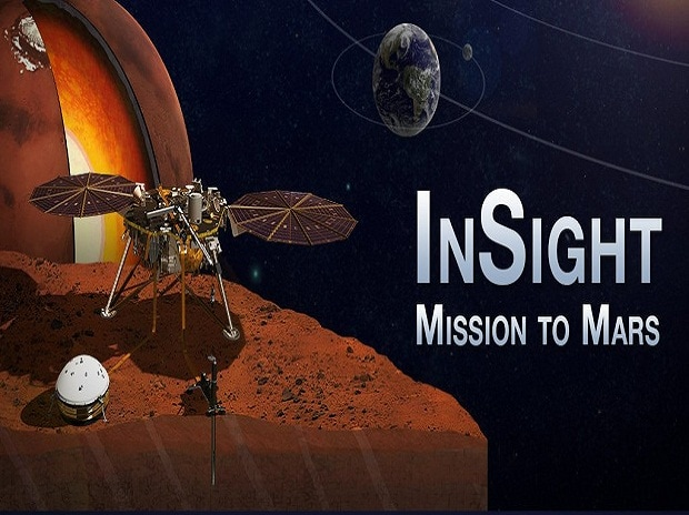 Image result for mars insight