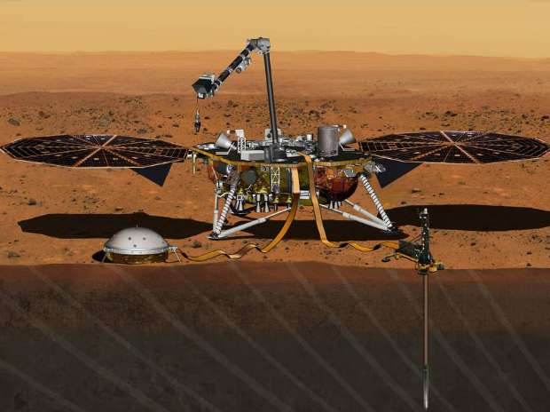 InSight mission