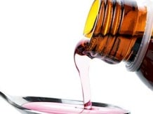 Pfizer stops production of Corex cough syrup