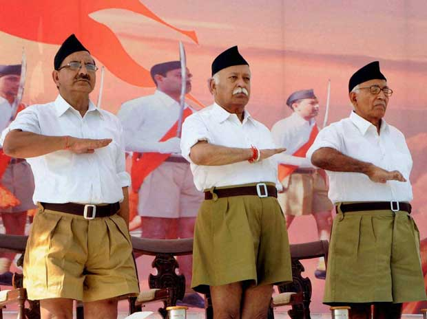 RSS has dropped its khaki shorts after 91 years