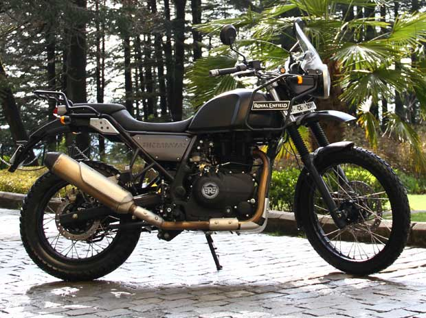 Royal Enfield Himalayan Yeti On Wheels Business Standard News