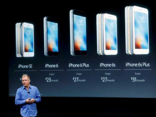 Apple, iPhone SE, Greg Joswiak