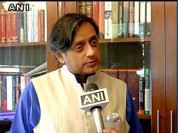 Shashi Tharoor  (Photo: ANI)