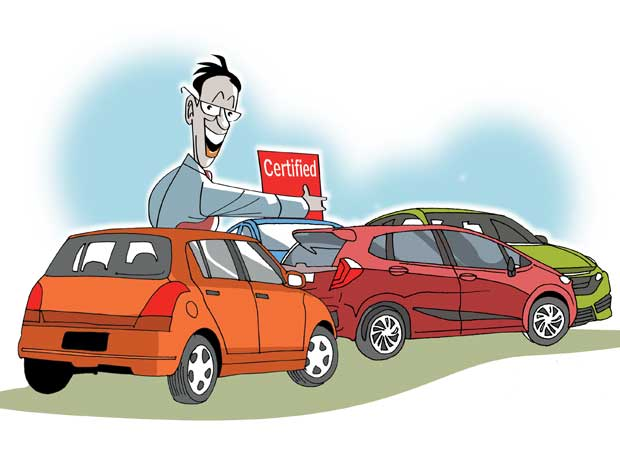 Automobile makers stumped by used-car boom
