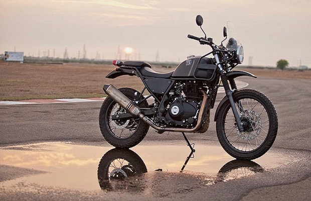 Photo: Official Website of Royal Enfield