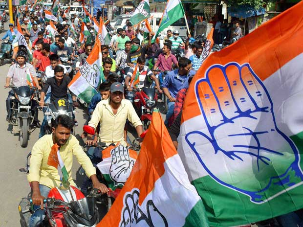 Congress spruces up new strategy for North-east