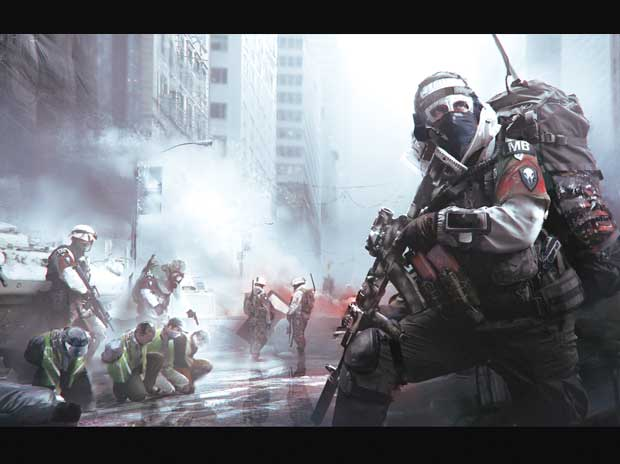 The Division: Good game in parts