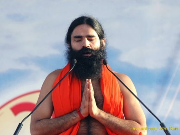 Yoga guru Ramdev. Photo: Facebook