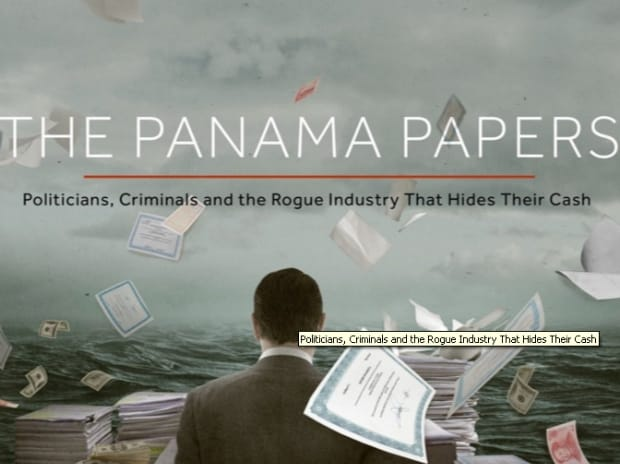 Panama, Panama Papers leak