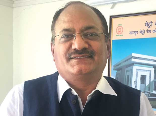 Nagpur Metro Rail Corp does not envisage any cost or time overruns: Brijesh Dixit