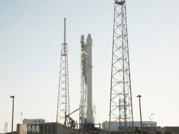 SpaceX launches ISS docking port for NASA, nails 2nd ground landing