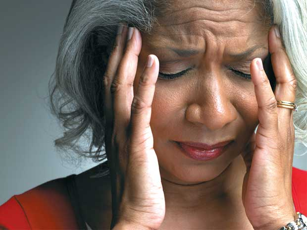 Women's emotions do not cause their migraines