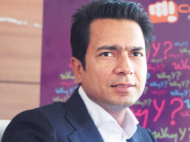Rahul Sharma, Co-founder, Micromax
