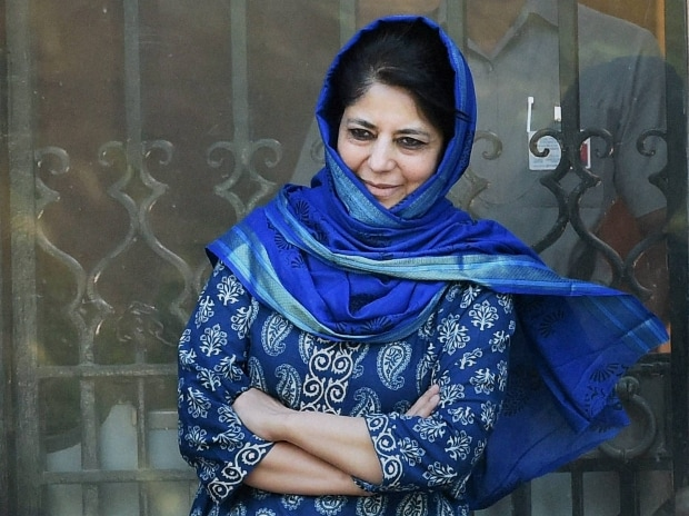 Chief Minister of Jammu and Kashmir  Mehbooba Mufti  PTI