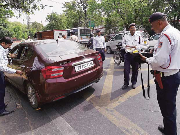 Odd-even Phase-II starts