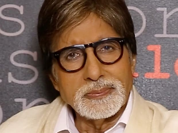 Amitabh Bachchan (Photo: Wikipedia)