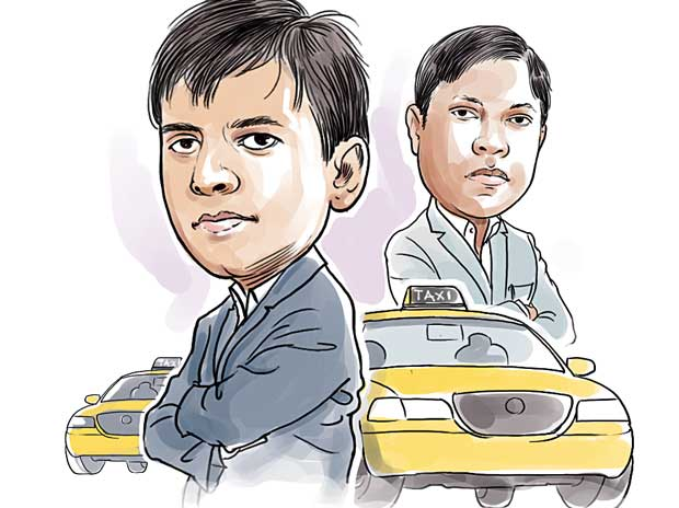Taxi dreams: A tale of two friends