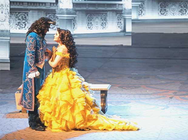 Disney India dons the greasepaint again