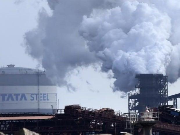 Tata steelworks Port Talbot, Wales