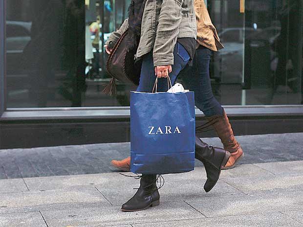 Fashion brand Zara cuts prices  by 10-12% - Business Standard