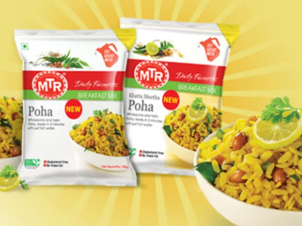 Picture courtesy: mtrfoods.com