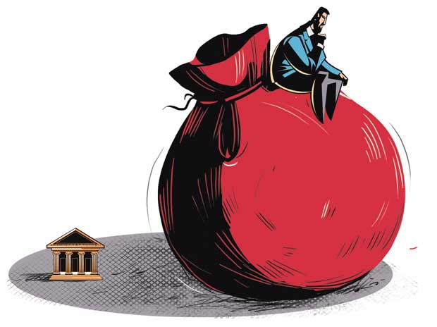 Wilful defaulters, PSUs