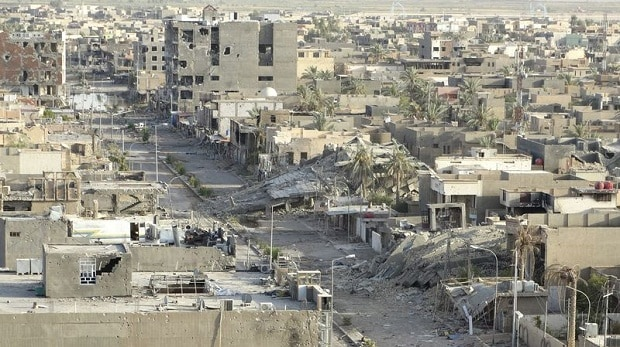Iraq Routed Isis From Ramadi At A High Cost A City Destroyed Business Standard News