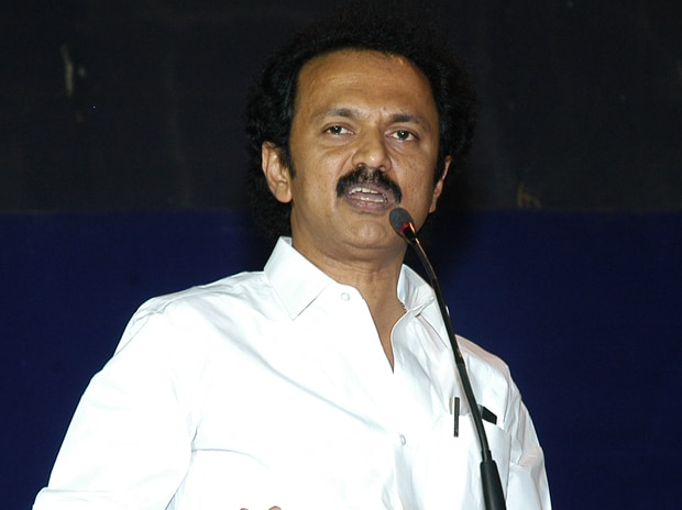 DMK Treasurer MK Stalin. Photo: Wikipedia