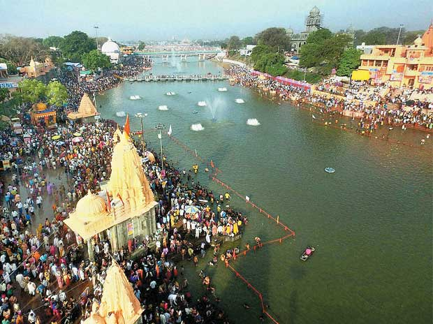 Tech savvy Kumbh fails to attract large crowds