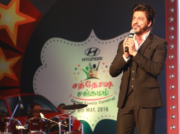 Social duties of a brand ambassador are increasing :   Shah Rukh Khan, Actor and Co-owner of Kolkata Knight Riders