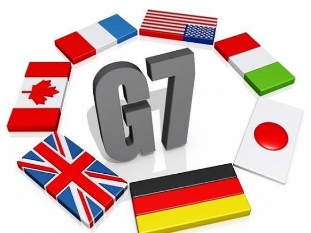 China slams mention of East, South China Sea in G7 communique