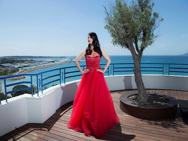 Bollywood Actor Aishwarya Rai Bachchan poses during portraits at the 69th international film festival, Cannes in southern France. (Photo: AP/PTI)