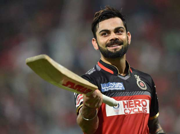 File photo of Virat Kohli