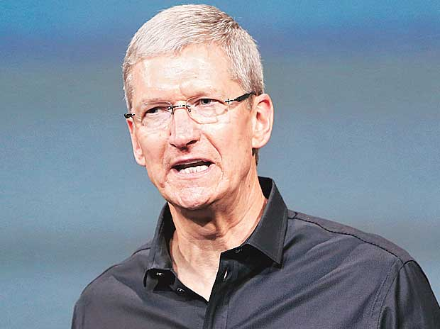 Govt receptive to pre-owned phone issue :    Tim Cook, CEO of Apple