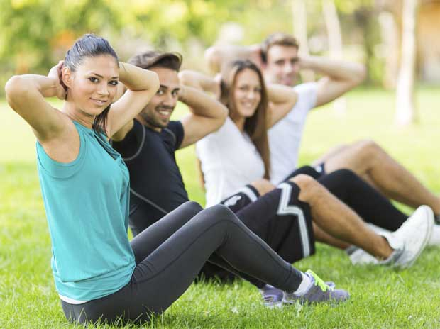 Exercise lowers risk of cancer