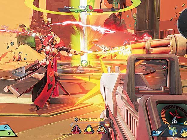 Battleborn: Fun with its share of kinks