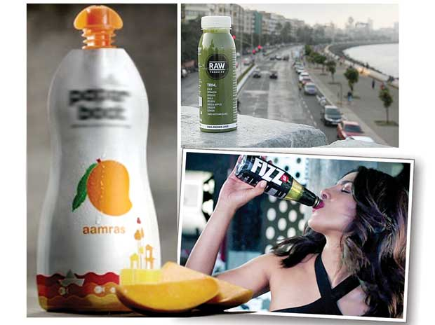 Paperboat, Raw Pressery and Parle Agro believe smart design helps brands stand out in a crowd