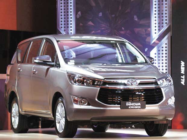 Toyota, which launched the Crysta in all markets outside NCR on May 13, has been struggling to grow its sales in India since December