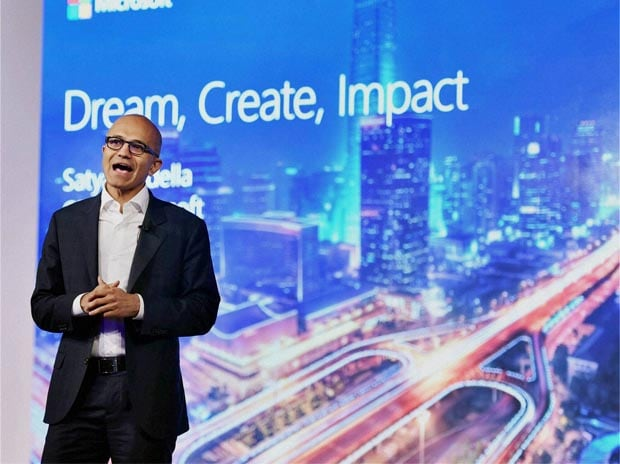 Cloud services high on Microsoft India priority list | Business Standard News