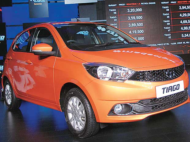 Tata Sanand working on Tiago sedan, plans festive season launch