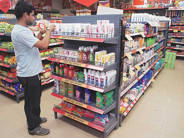 growth of fmcg products in rural